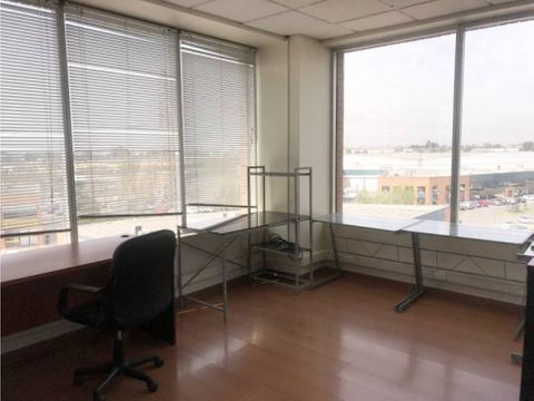 oficina arriendo 86 mt2 el cortijo