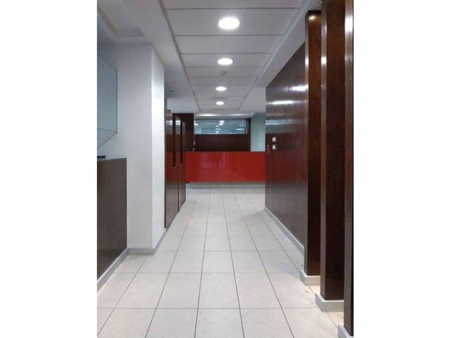 oficina arriendo 586 mt2 metro el golf