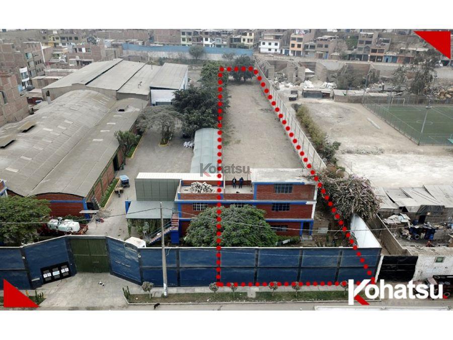 tvk007 terreno ideal para comercio o industria