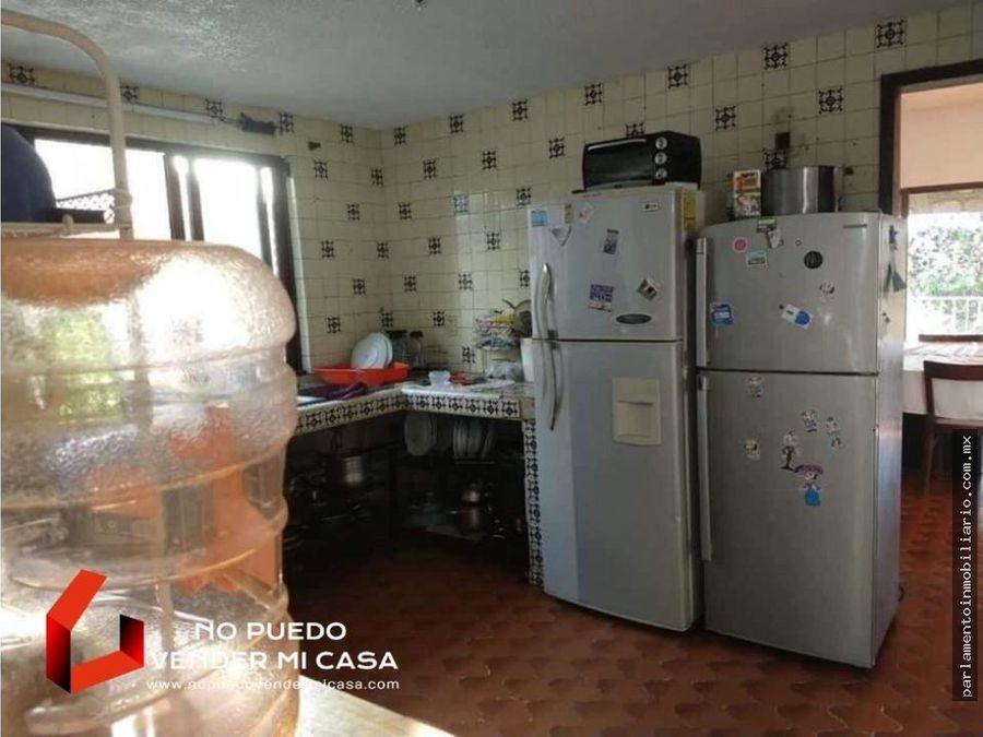 casa en lomas de cuernavaca 1750m2