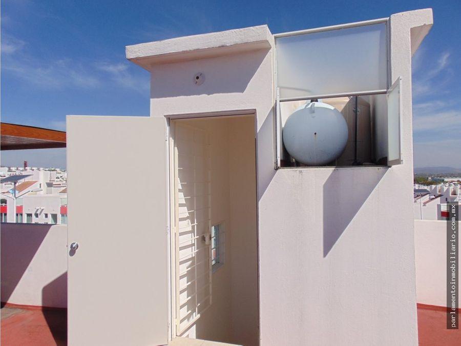 casa en venta villas teques aqua con alberca