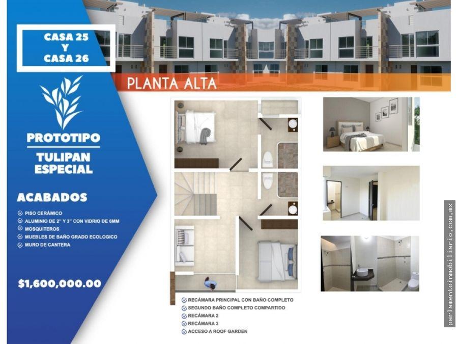 venta de casa nueva en condominio al sur de cuernavaca