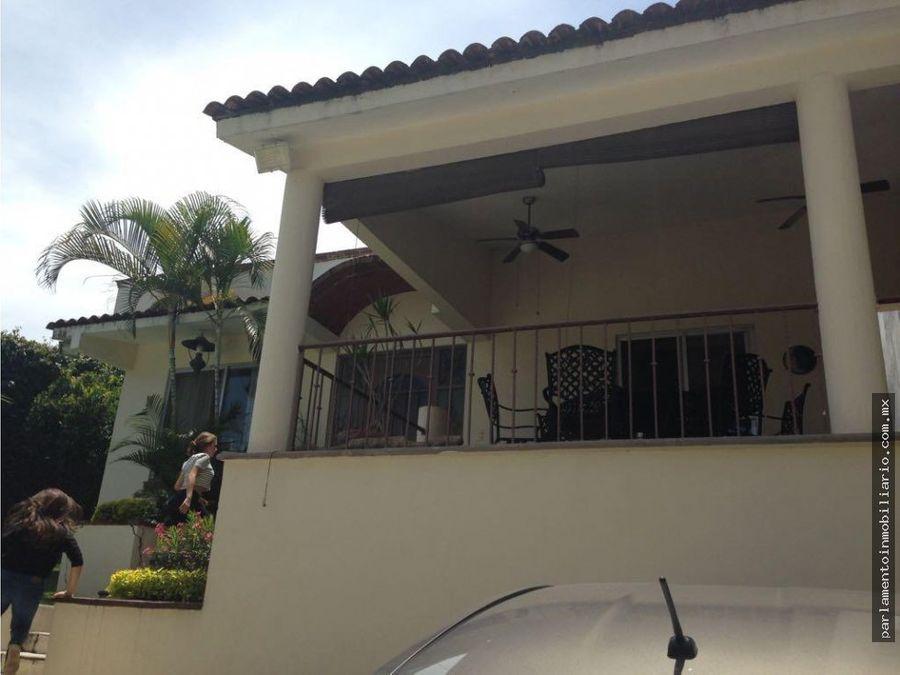 se vende casa en residencial burgos de cuernavaca morelos