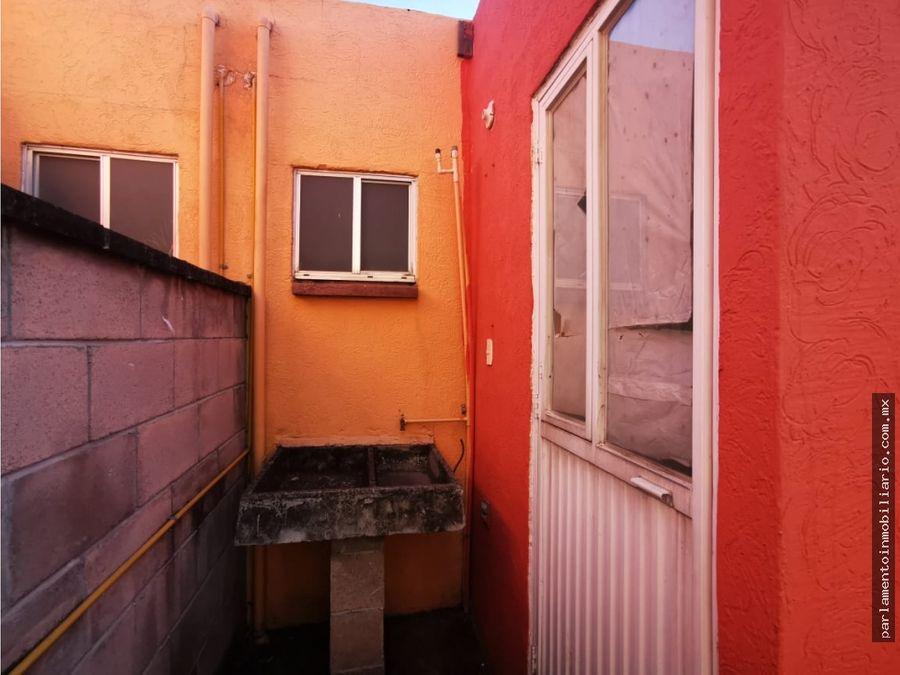 casa de un nivel libre de gravamen en morelos