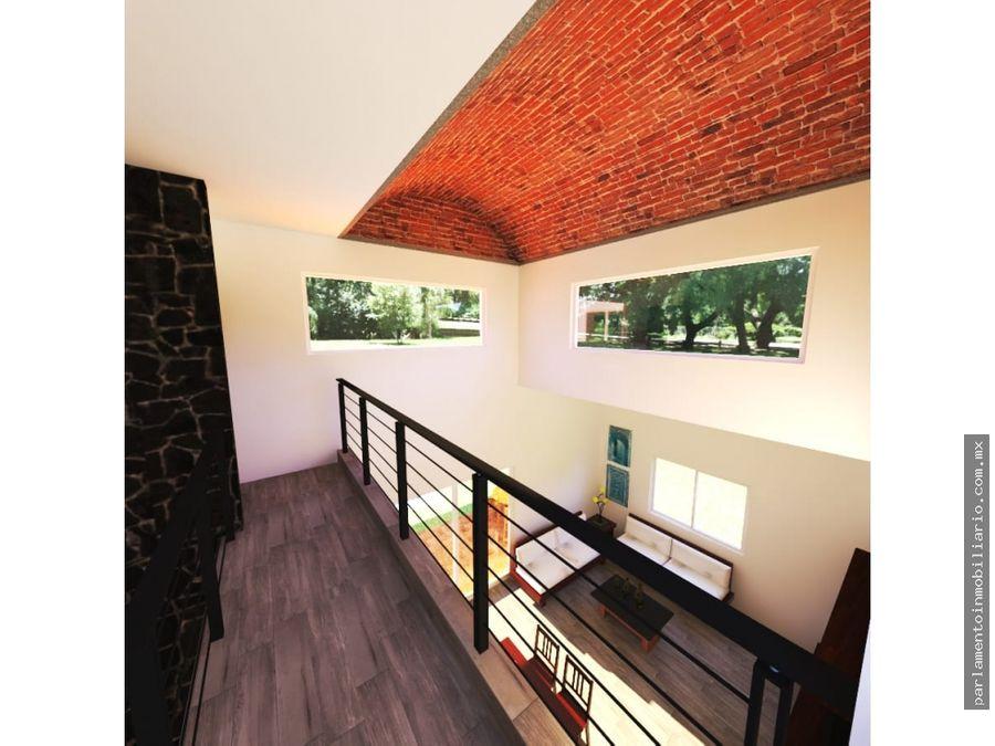 casa en preventa con alberca en altos de oaxtepec