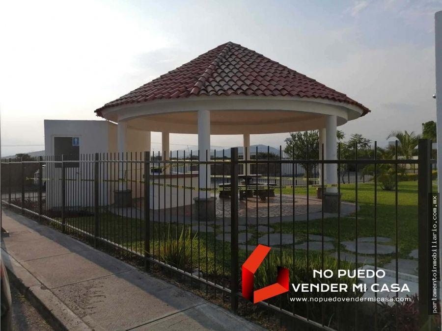 renta casa amueblada fracc real santa fe xochitepec