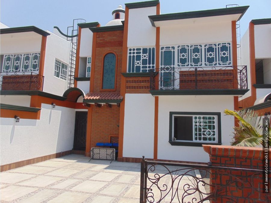 casa en venta estilo mexicana
