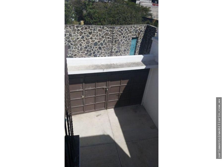 casa sola en ahuatepec cuernavaca morelos
