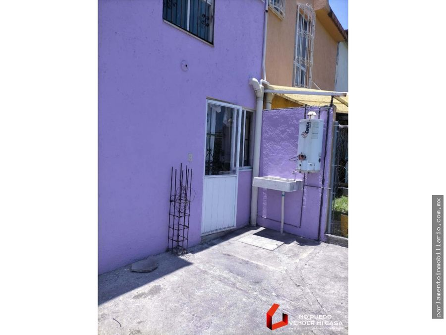 casa economica en villas de xochitepec