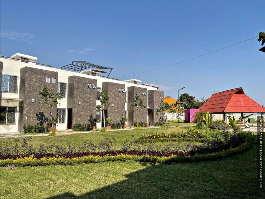 casas en preventa con alberca zona oaxtepec