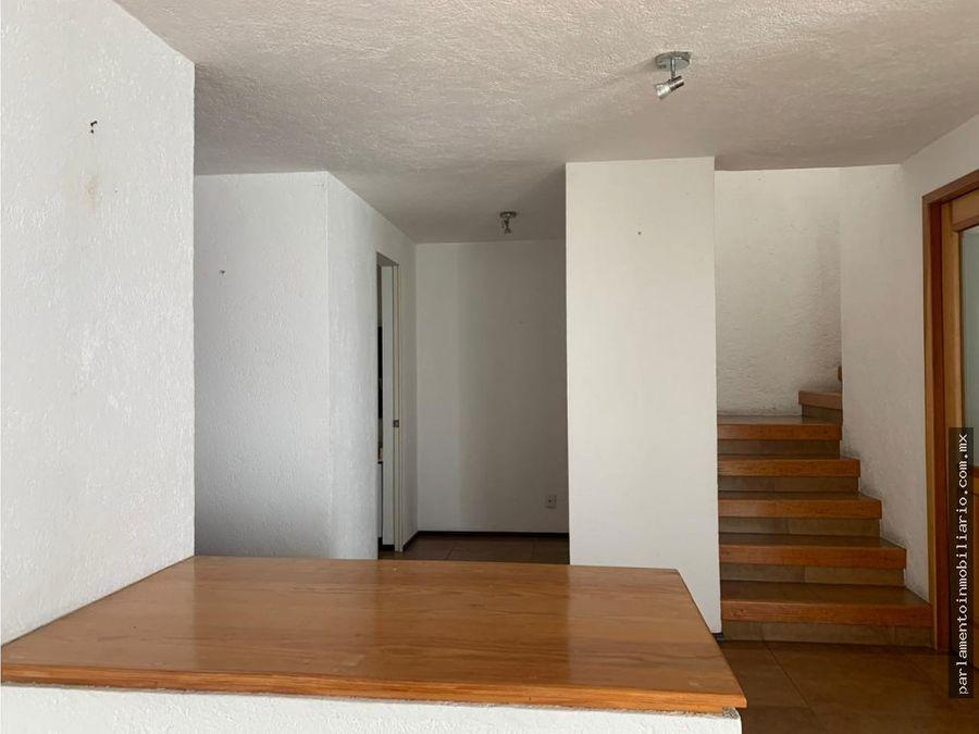 hermosa casa en condominio en acapantzingo