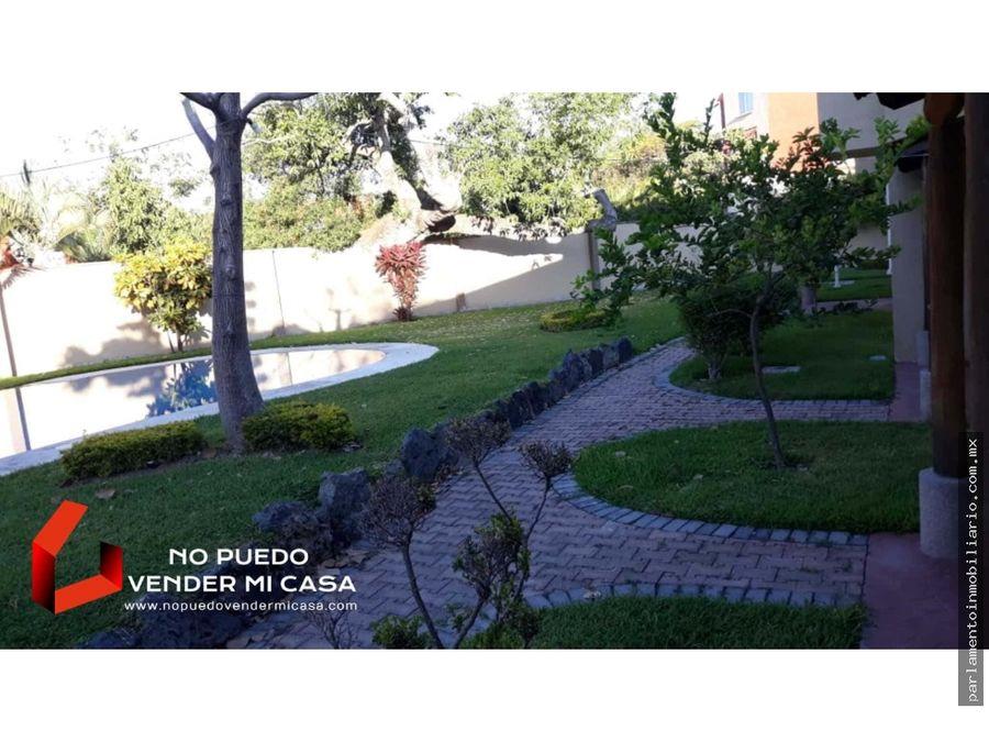 hermosa casa en la provincia xochitepec