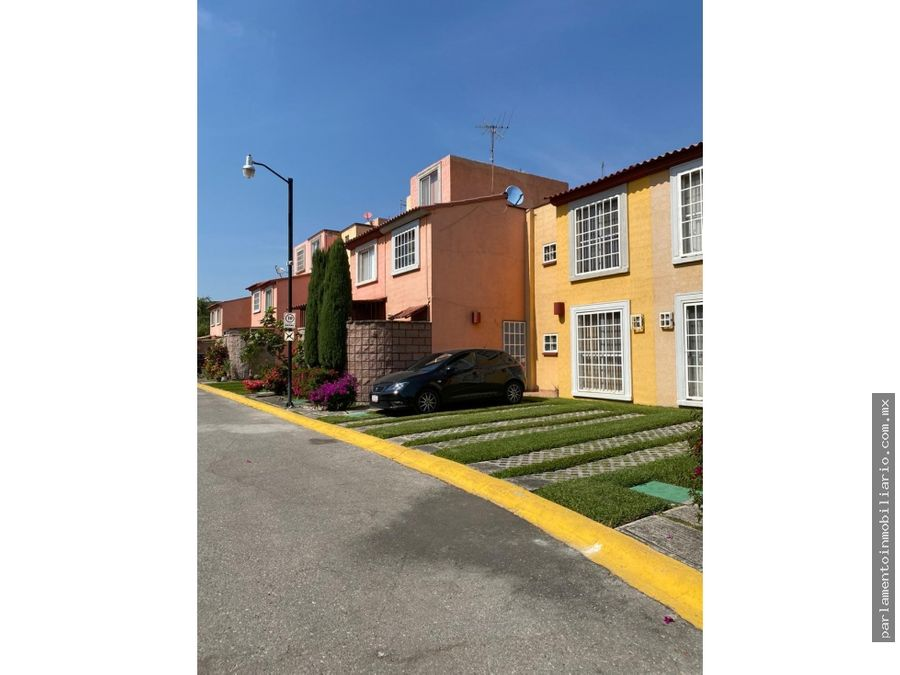 casa en condominio seminario con terreno excedente