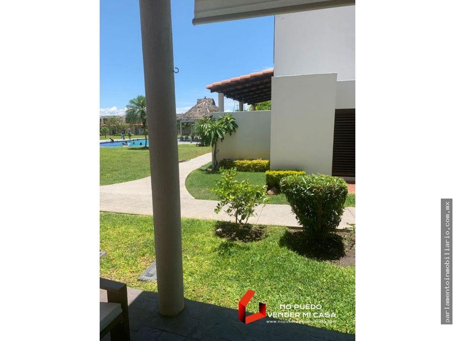 casa con jacuzzi privado real santa fe residencial sur de cuernavaca