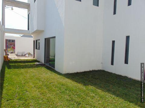 casa sola en venta 200 mts de terreno y roof garden