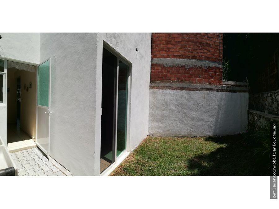 casa residencial en cuernavaca con alberca