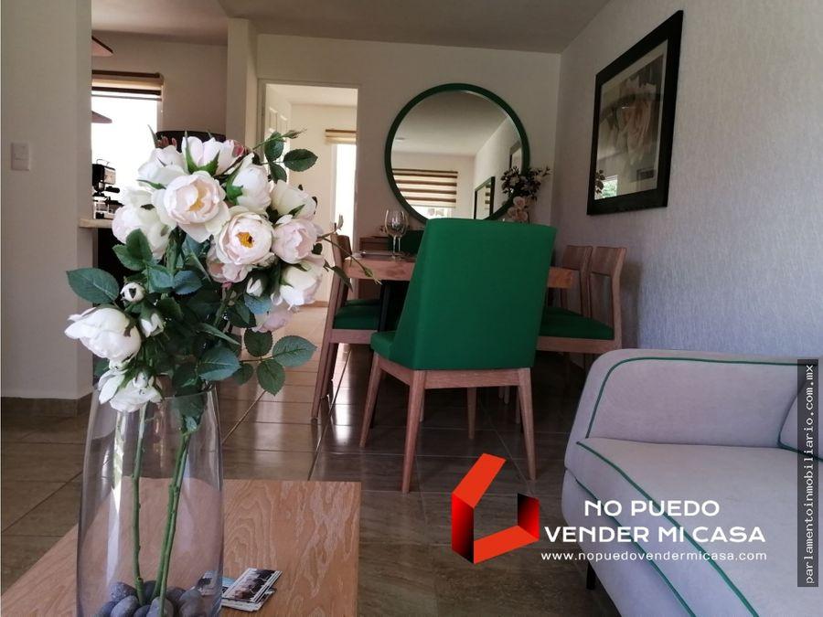 casa de 4 recamaras roof garden y alberca en condominio sur cernavaca