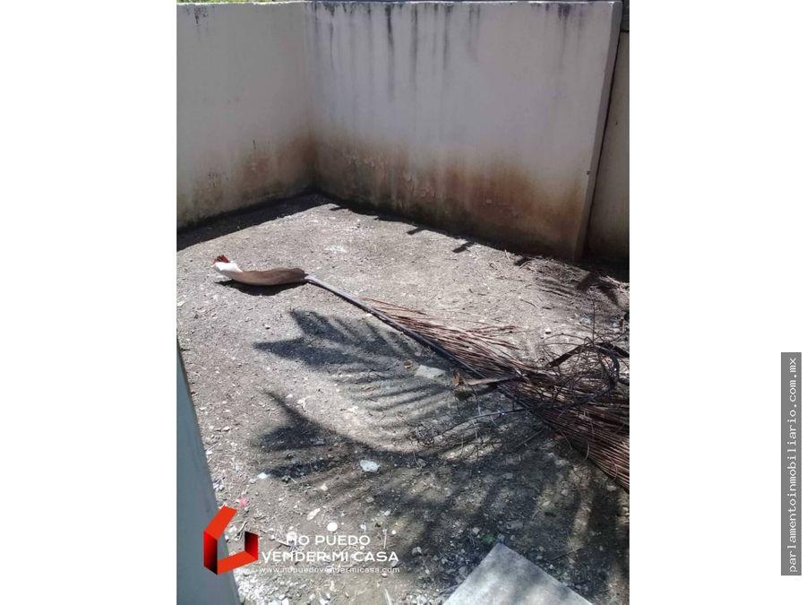 casa en fracc paseos del rio emiliano zapata