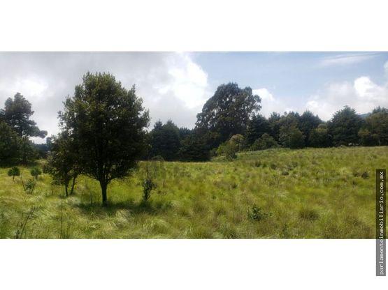 terreno campestre en tres marias huitzilac