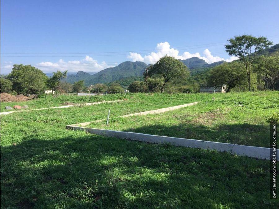 jardines de otono tlayacapan
