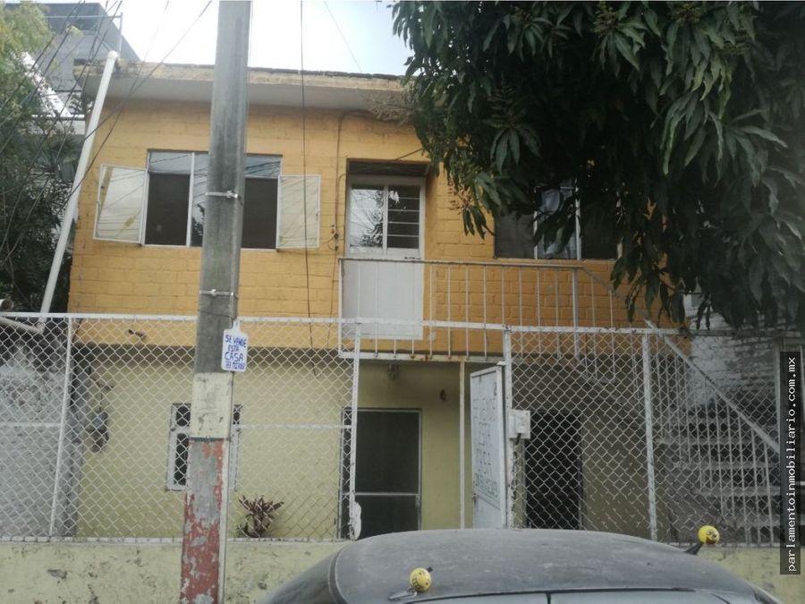 se vende casa en tlahuapan
