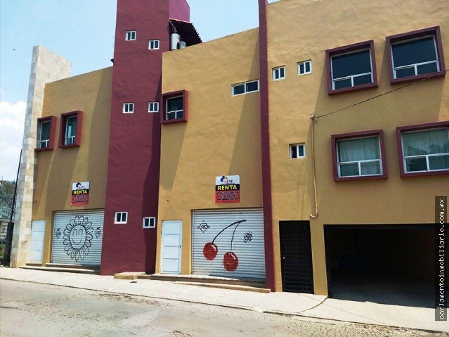 vendo edificio cerca plaza atrios cuautla