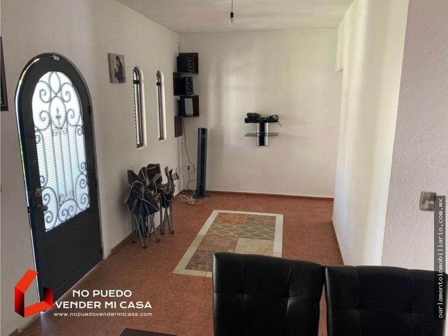 hermosa casa en tecomulco cuernavaca