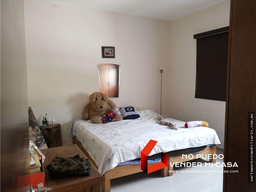 casa sola en fraccionamiento lomas tetela norte de cuernavaca