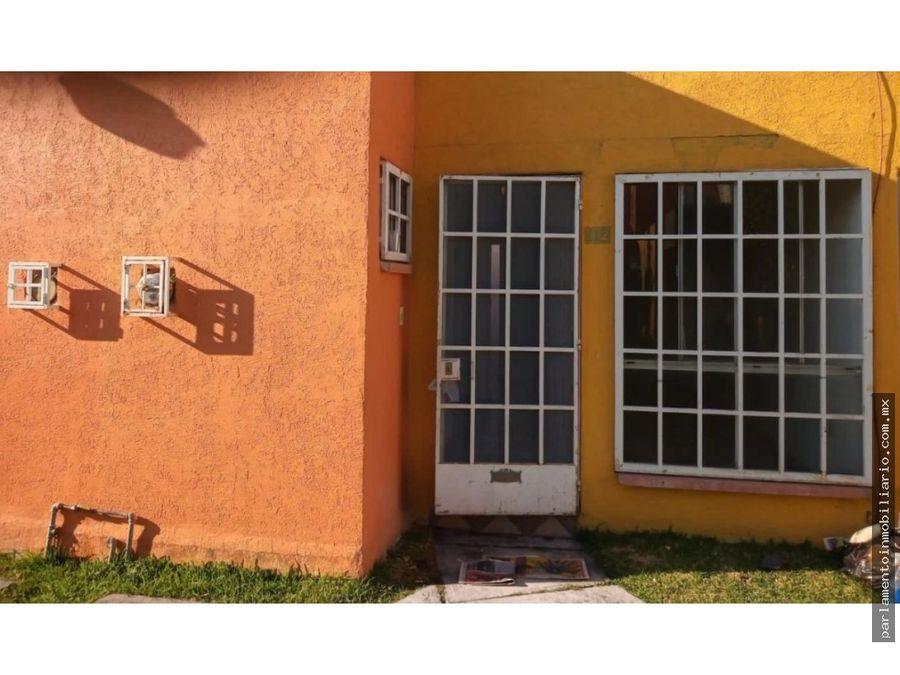 casa en condominio en las garzas emiliano zapata morelos