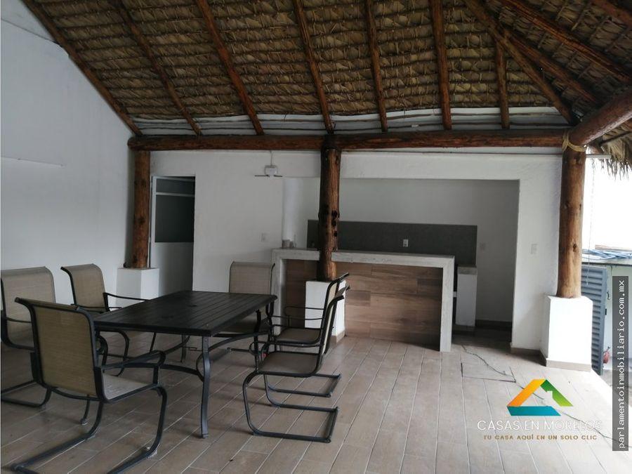 casa en jiutepec 3 recamaras alberca y roof garden
