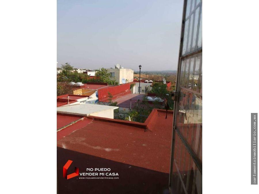 casa en fraccionamiento los laures de xochitepec