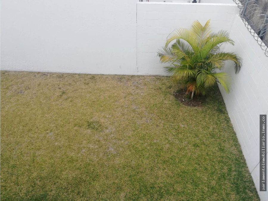 casa nueva en morelos con alberca y jardin