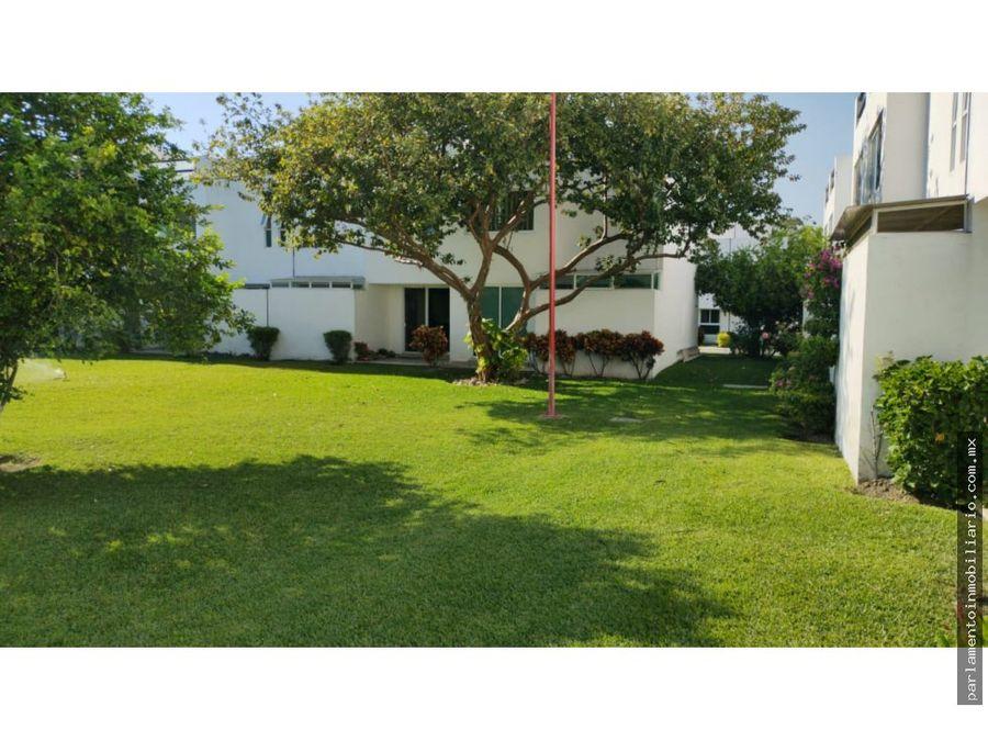casa en venta yautepec con alberca