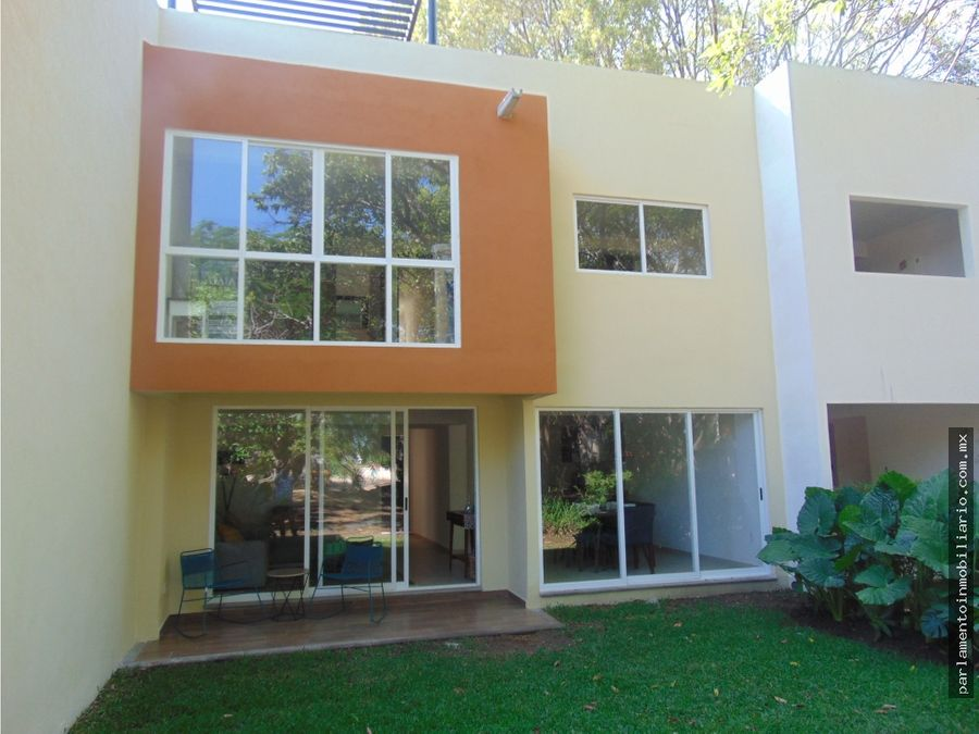 casa en preventa con alberca 4 recamaras yautepec morelos oasis iii