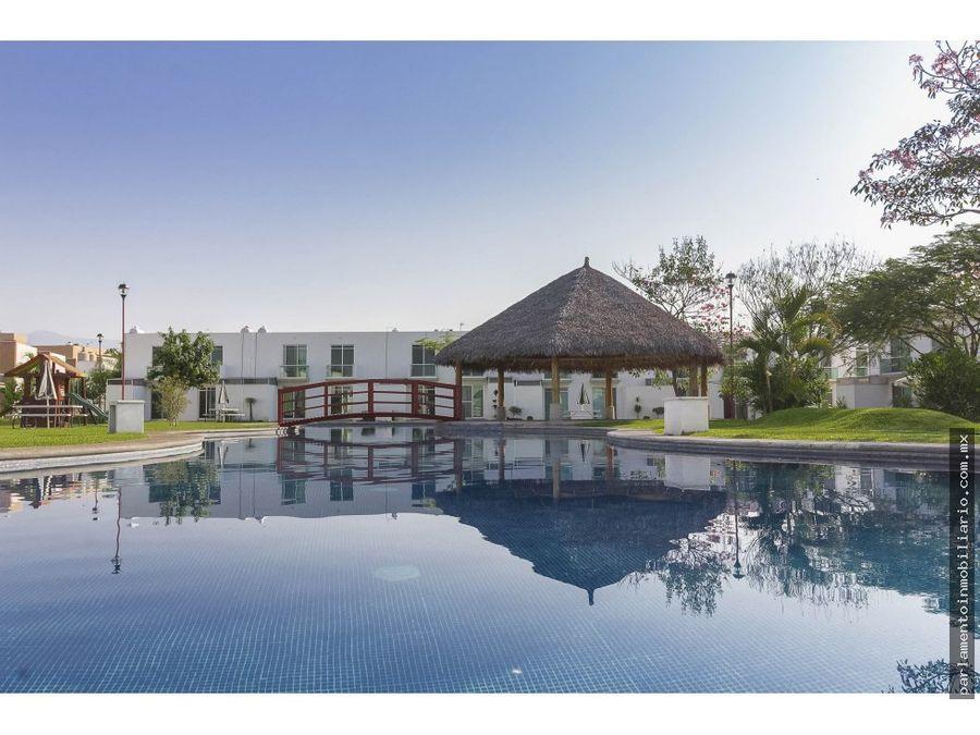 casa en venta con super alberca y roof garden