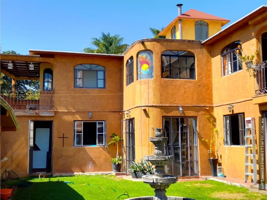 se vende excelente casa al norte de cuernavaca cesion de derechos