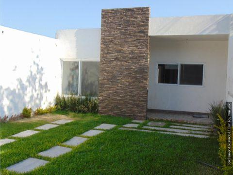 casa sola en venta yautepec morelos