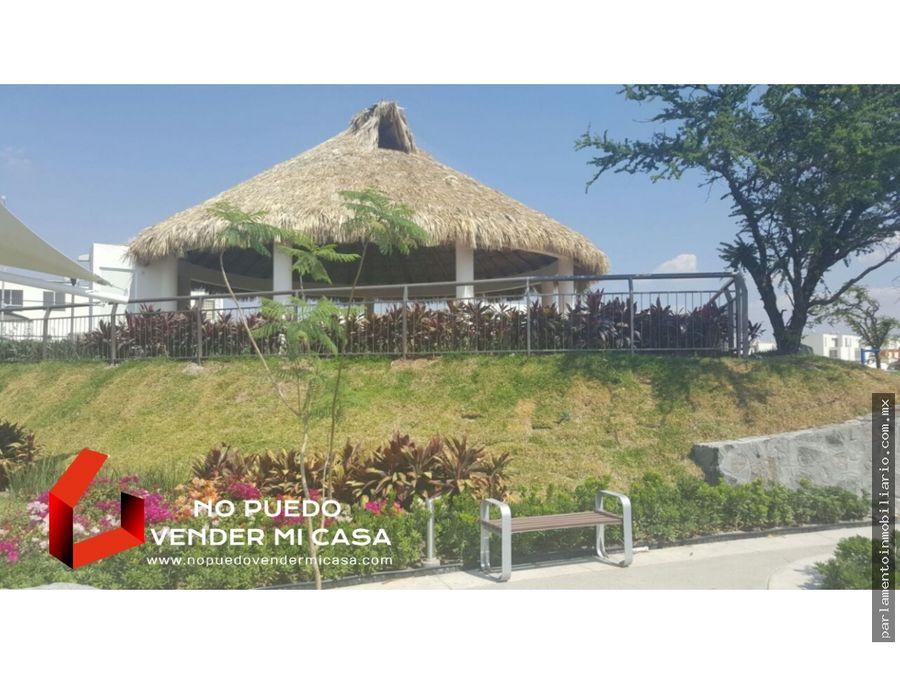 casa con alberca real santa fe residencial sur de cuernavaca