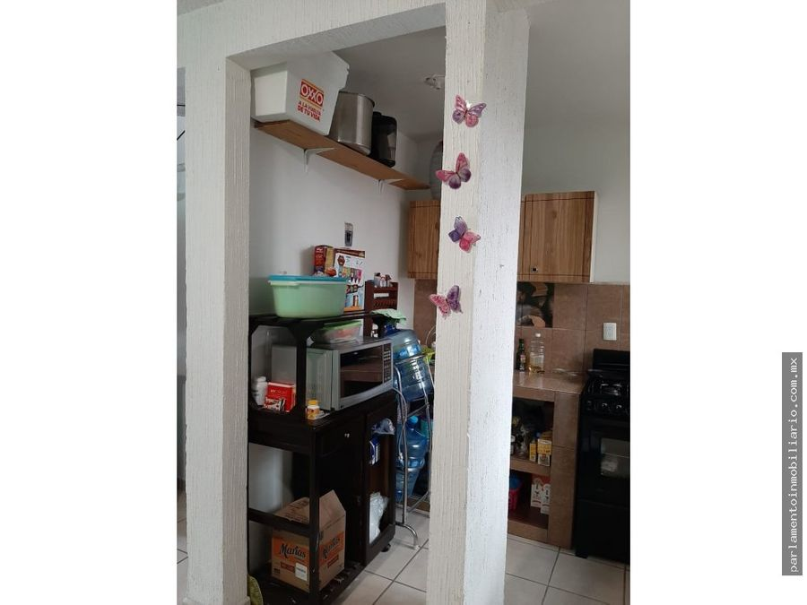 casa en condominio en claustros de la hacienda