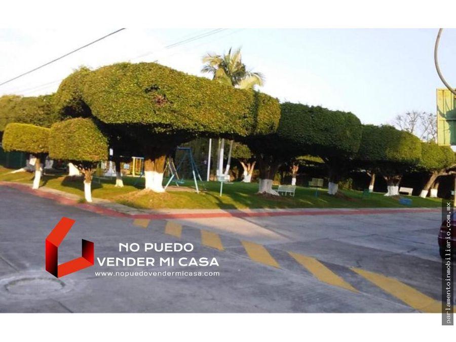casa en jardines de la hacienda jiutepec morelos