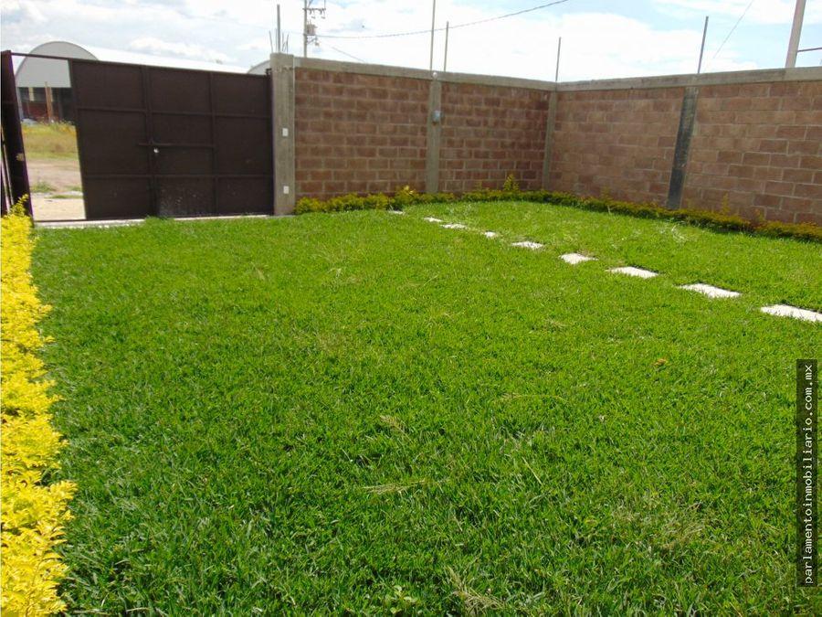 casa en venta nueva con roof garden