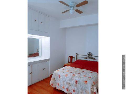 bonito loft amueblado servicios incluidos 4500