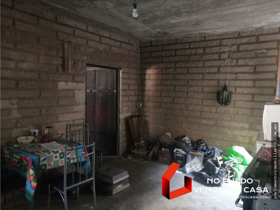 propiedad con casita de 2 recamaras en bosques de cuernavaca