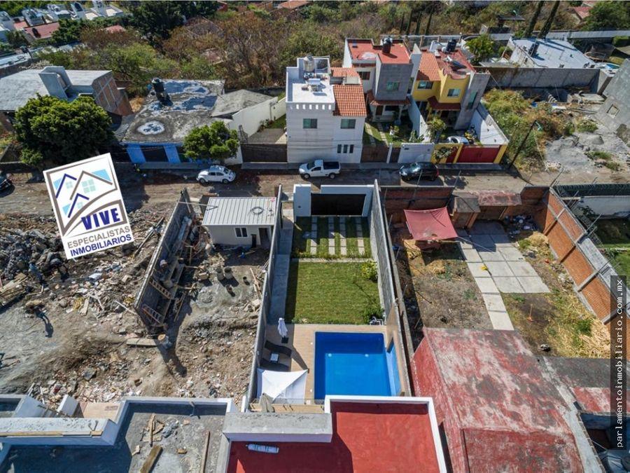 casa en venta en muy buena ubicacion en lomas trujillo morelos