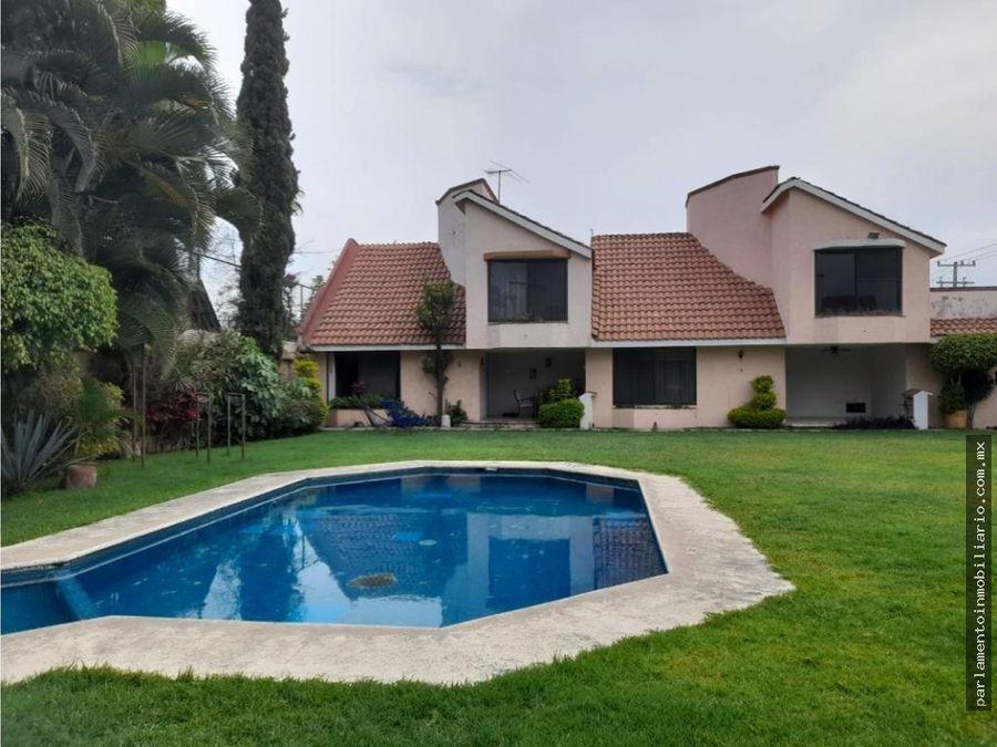 casa en venta con alberca exclusiva privada con alberca