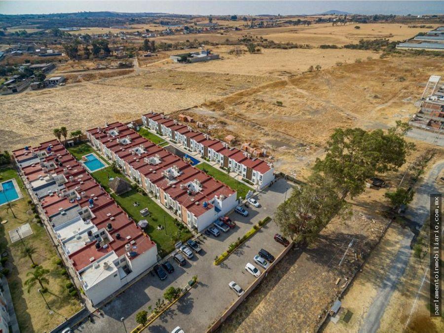 terreno en venta en yecapixtla morelos 500 m2