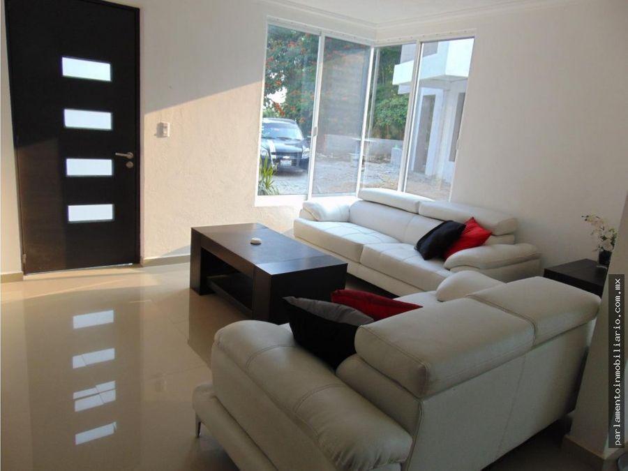 casas en venta con alberca totalmente equipadas