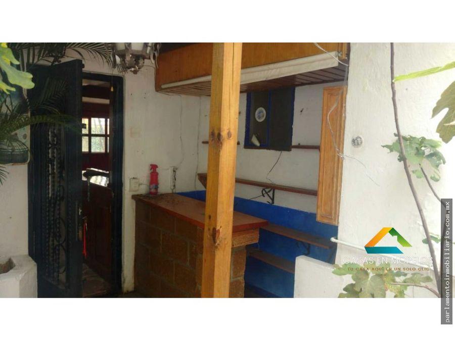 casa de una planta fraccionamiento tranquilo y seguro jiutepec
