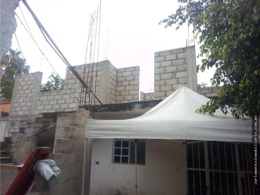 casa con local comercial en puente de ixtla