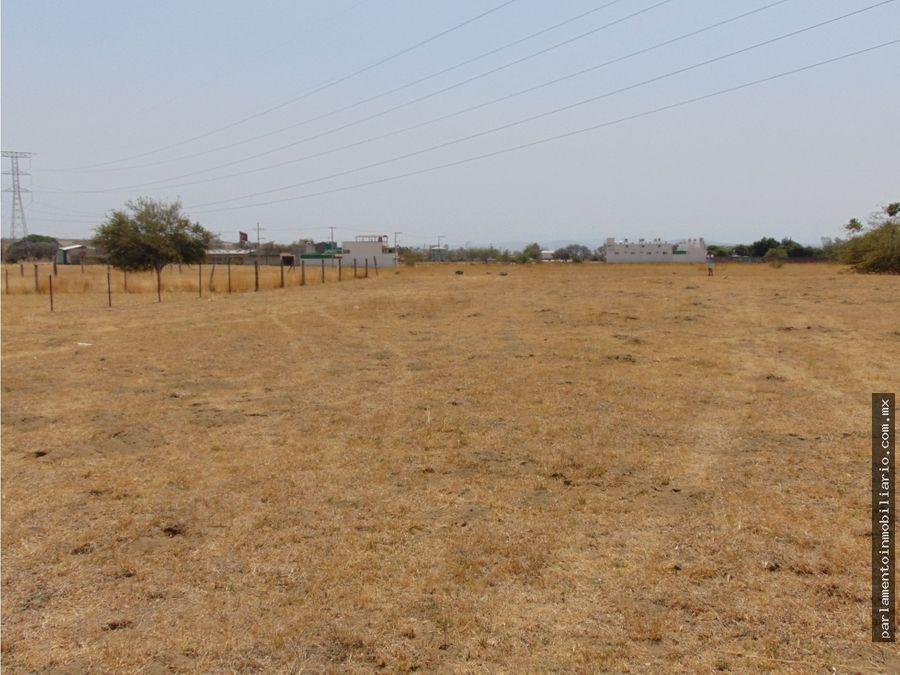 terrenos en venta en yecapixtla posecion inmediata